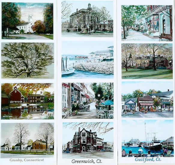 Work samples on this page: Granby, Greenwich, Guilford, CT