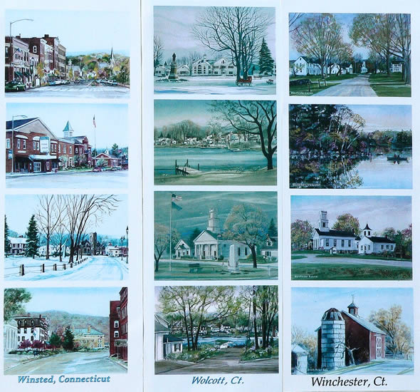 Work samples on this page: Winsted, Wolcott, Winchester, CT