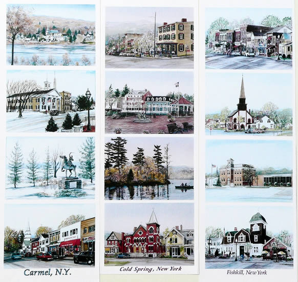 Work samples on this page: Carmel, Cold Spring, Fishkill, NY
